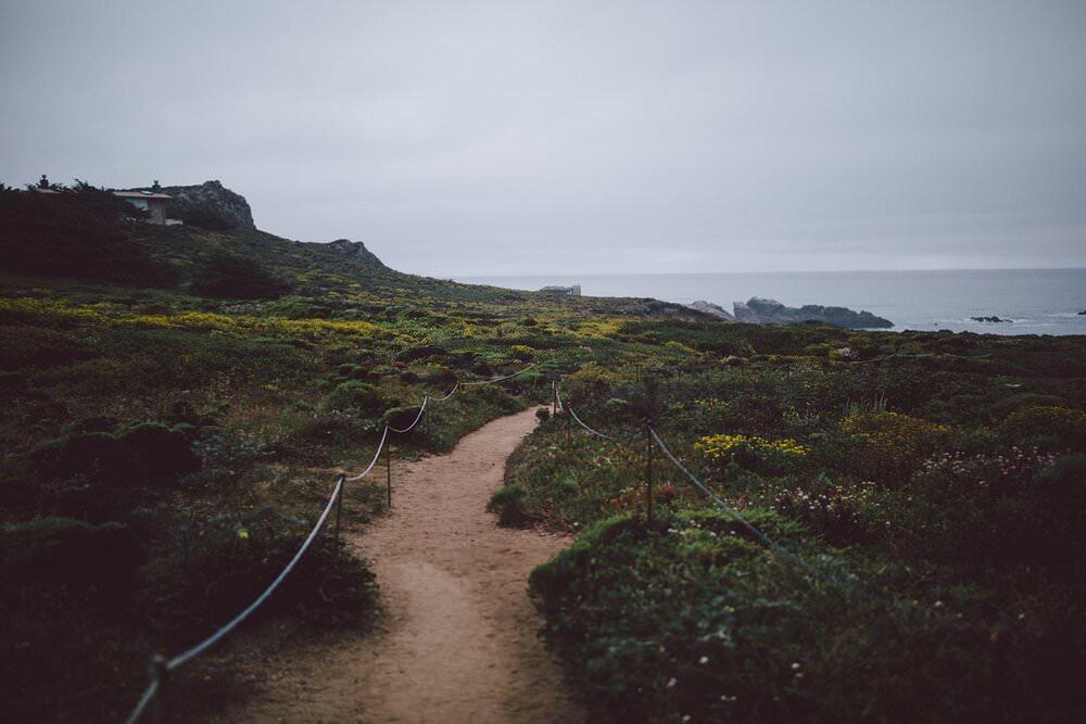 Breathtaking Elopement site in Big Sur California California