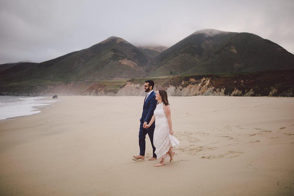 limekiln state park big sur adventure wedding