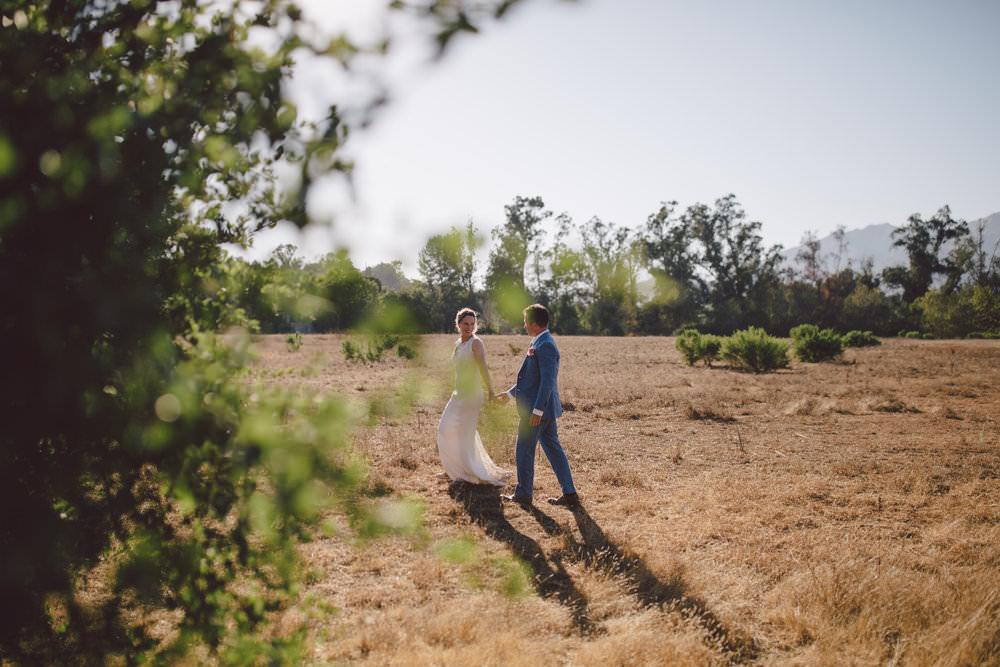 ojai california adventurous wedding elopement mountain wedding