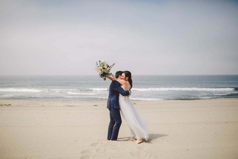 the sunset restaurant malibu wedding elopement photographer